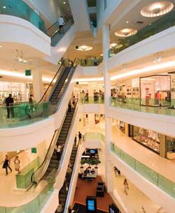 Shopping Mall Leblon, Rio de Janeiro (Source: www.forbescustom.com)